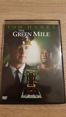 DVD The Green Mile - Special Edition (2006), 2-Disc-Set, sehr guter Zustand
