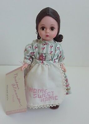 "💗 Madame Alexander 8"" Auntie Em Doll Wizard Of Oz #14515 w/ Tag, Rare Retired"