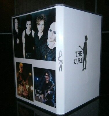 the cure.* dvd's