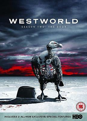 "WESTWORLD Season 2  ""The Door"" ✔ Deluxe 3 Disc 2018 Box Set ✔ Fast Delivery ✔"