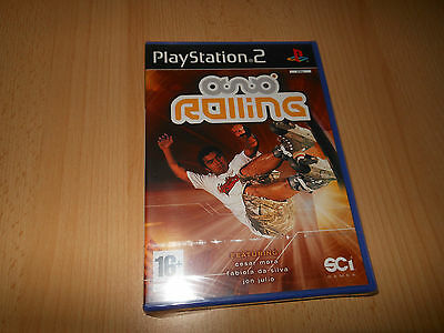 Rolling (PS2) NEW SEALED pal version