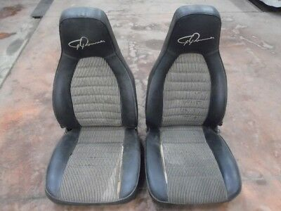 "Sieges Porsche 924 ""jubile"" Ferry Porsche Seats"