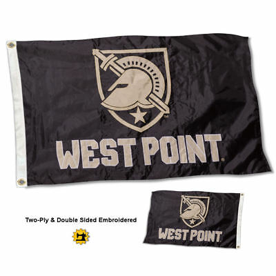 Army Black Knights Double Sided 2-Ply 3x5 Outdoor Flag