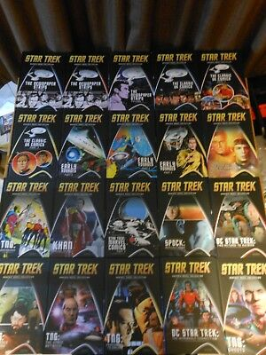 Star Trek Graphic novel collection 3 for £6.00 you choose!