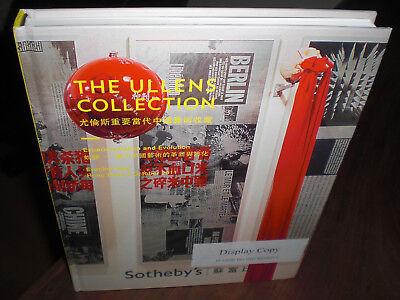 Ullens  Collection  :  Modern   Chinese  Art  .  Auction  Catalogue  +   Results