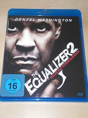 The Equalizer 2 [Blu-ray](Denzel Washington)