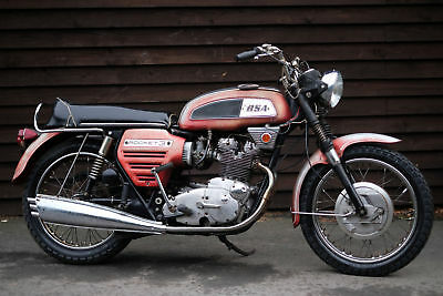 BSA Rocket 3 A75 1968 349th one made! Runs and rides ONE OWNER Documented!!!