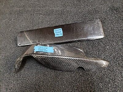 Primo Rivera Belt Drive Brute Force Belt Covers Carbon Fiber New