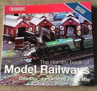 Hornby Book of Model Railways by Chris Ellis (Paperback, 2009)
