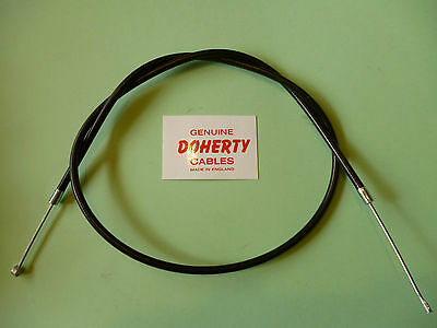 Bsa Bantam D7 D10 D14 B175 Air  /  Choke Cable 'new'  Uk Made