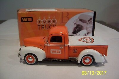 Miniature Wolverine Brass Inc. 1940 Ford Truck in Mint Condition