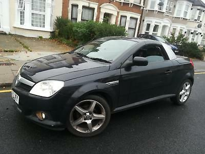 Vauxhall Tigra 1,4 Exclusiv Convertible/cabriolet 07983029330 57 Plate