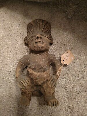 Pre-columbian   two footed Figure