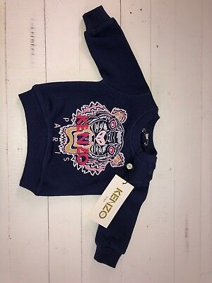Kenzo Kids Sweater Brand New With Labels Age 3 Months
