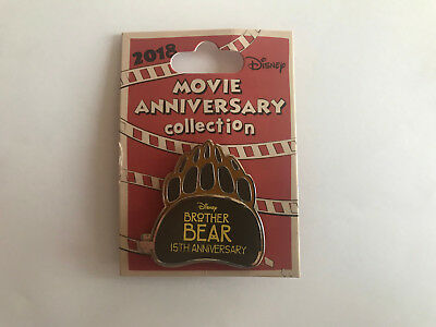Disney DLR Cast Exclusive 2018 Movie Anniversary Brother Bear 15th Anniversary