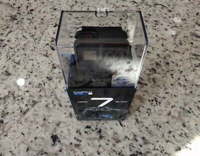 Gopro Hero 7 Black 2018 HD 4K Sports Waterproof Action Video Camera NEW Sealed