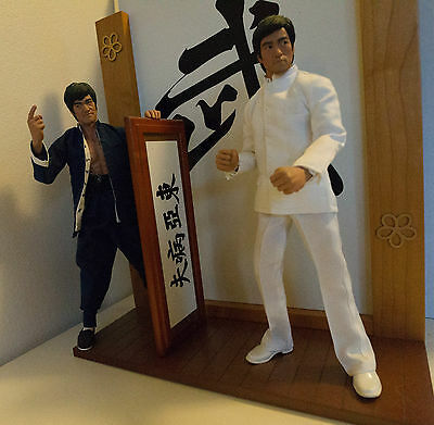 Enterbay Fist Of Fury Bruce Lee 1/6 Figure -- Hot Toys