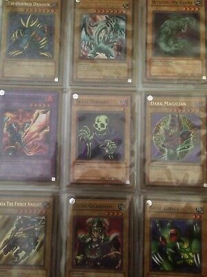 Yugioh Complete Set Legend Of Blue Eyes White Dragon LOB 0-125 Including Exodia