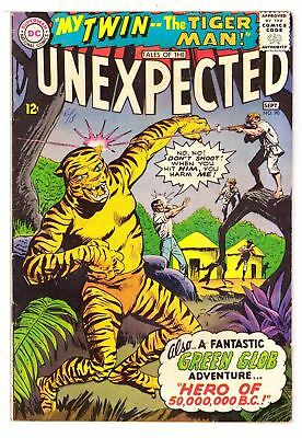 Tales of the Unexpected #90 VG (4.0) DC Comic 1965