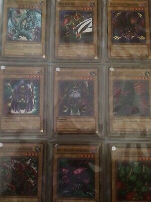 yugioh Complete Set Starter deck Kaiba Evolution SKE 1-50 1st edition