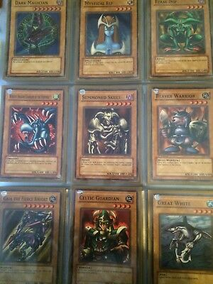 yugioh Complete Set Starter deck Yugi evolution SYE 1-50 1st Edition