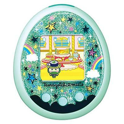 BANDAI Tamagotchi Mine Magical Mine ver. Green New Tama Free Shipping Japan