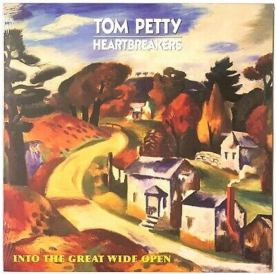 Tom Petty & Heartbreakers Into The Great Wide Open [Latest Pressing]Vinyl Record