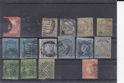 STAMPS..Australia,,New South Wales ,1850-53,specials