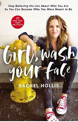 Girl, Wash Your Face RACHEL HOLLIS - PDF Ebook  (EMAIL DELIVERY)