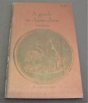 A Guide to Australian Coins - Reader's Digest Numismatic Publication