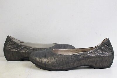 Dansko Lisanne Textured Leather Women's Ballet Flats SZ 11 EU 41