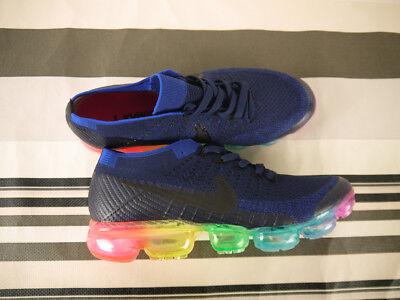 Brand New Limited Nike Air VaporMax 'Be True' (2017) Size 8.5 SKU-883275-400