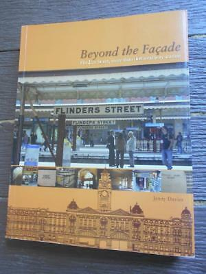 Flinders Street More Than Just a Railway Station Victorian Railways history book