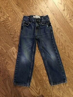 Boys Size 4 Cherokee Jeans With Adjustable Waistband