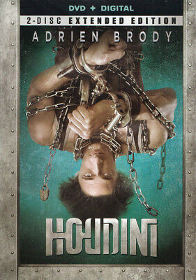 Houdini - (2-Disc Extended Edition + Digital Copy) (Dvd)
