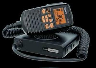 Uniden UH7760NB 80 Channel UHF CB Radio with display on the Microphone