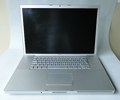 Apple MacBook Pro 17inch 2008- for repair or spare parts