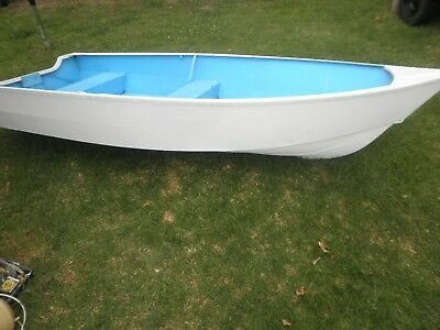 Aluminium Tinny, Boat, Dinghy, 11 ft 6inches long.  Good Cond