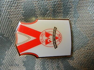 Sydney Swans Team Of The Century Stick Pin (1874 - 2003 )