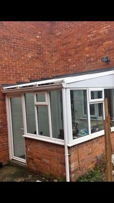 Conservatory Lean-to UPVC