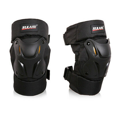 Sport Motorcycle Off-Road Racing Knee Guard Protective Brace Pad Protector Gear