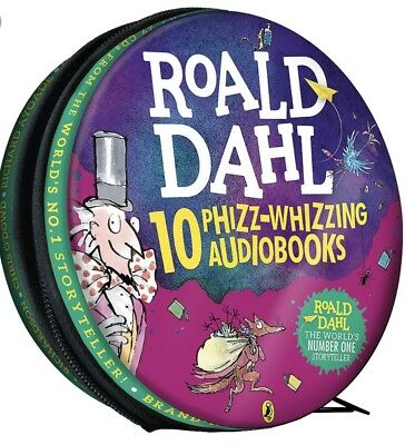 Roald Dahl Audio Collection in a Tin - 29 CDs (The BFG, Matilda, The Witches)
