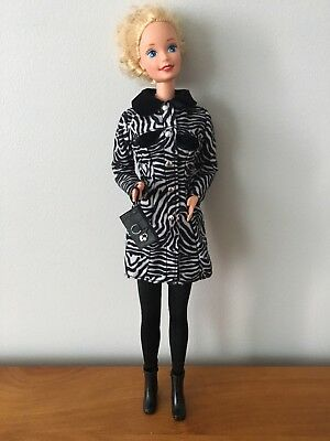 Barbie Wearing Stylish Outfit
