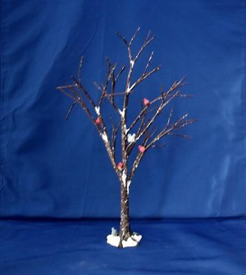 Department 56 Village Large Frosted Bare Branch Tree Accessory