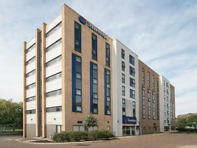 Travelodge Hotel Manchester Salford Quays Monday 4/2/19 Double Room Prepaid