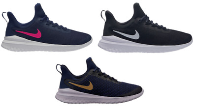 the latest a3ed6 a8ef1 Nike Renew Rival Baskets Femmes Chaussures de Course Fitness 1389