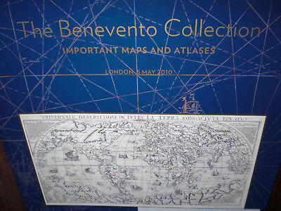 Important   Old  Maps   And  Antique  Atlases  .   Auktionskatalog   +   Results