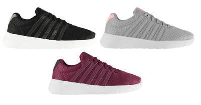 K-Swiss Empel Trainers Tennis Shoes Ladies Tennis Shoes Trainers 4042
