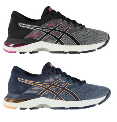 on sale b263e 9aaf4 Asics Gel Flux 5 Baskets Femmes Chaussures de Course Jogging 4429
