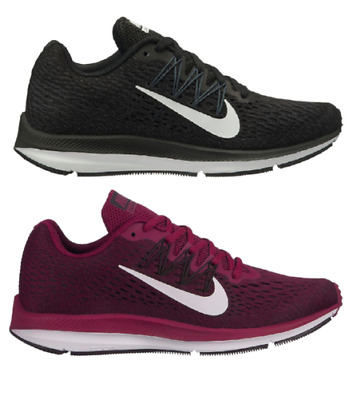 on sale 46974 c9a68 Nike Zoom Winflo 5 Baskets Femmes Chaussures de Course Jogging 4438